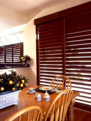 sliding door - Newport shutters