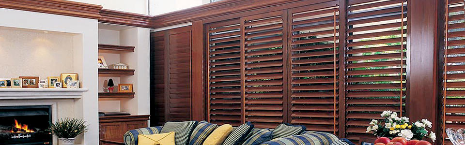 Experts in Custom Shutters and Blinds