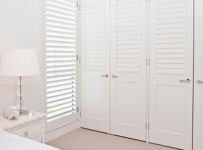 Louvre Doors Newport Custom Shutters