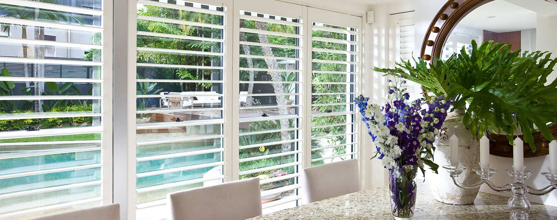 Australia's largest selection of custom shutters & blinds