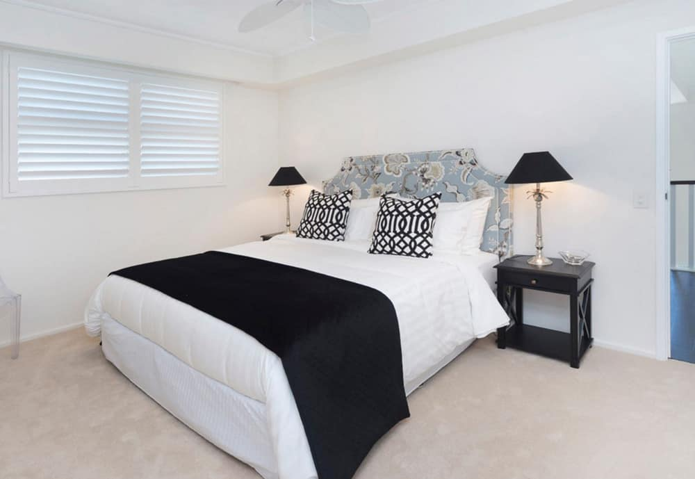 Bedroom Shutters Gold Coast