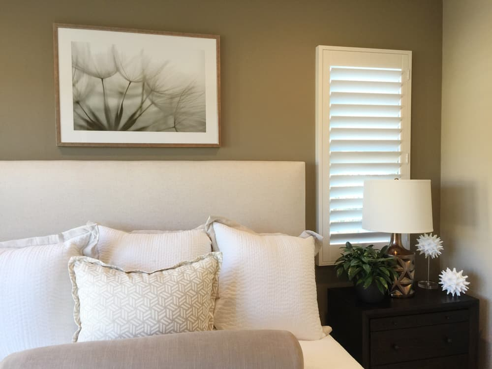Bedroom Shutters Brisbane